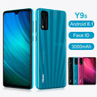 6.3 Inch New Android Smartphone Quad Core Dual Sim Factory Unlocked Mobile Phone