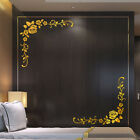 3d Tree Mirror Wall Sticker Removable Diy Art Decal Home Decor Accessories