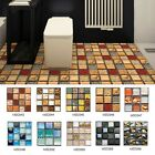 Kitchen Tile Stickers Room Mosaic Sticker Self-adhesive Wall Decal Decor