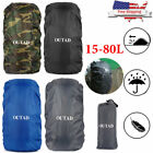 Backpack Rain Cover Waterproof Rucksack Covers For Hiking Camping Portable US