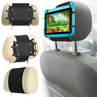 """Universal Car Back Seat Headrest Phone Mount Holder Stand for 7-10"""" Tablet iPad"""