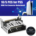 10/5PCS HDMI Port Connector Motherboard Socket For Sony PlayStation 5 PS5