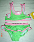 BNWT OSH KOSH B'GOSH BIKINI BATHERS SWIM SUIT GIRLS