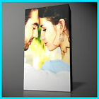 "YOUR PHOTO ON BOX CANVAS ART FROM 8""X10"" IN 4:5 RATIO"