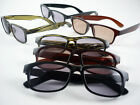 READING GLASSES SUNGLASSES +1 +1.5 +2 +2.5 +3 Sprung Arms Sun Readers Sunny