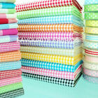 'LONDON' GINGHAM 100% COTTON heavier FABRIC per metre