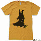 Mens BLACK BEAR american apparel t shirt tee S M L XL