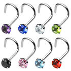 CZ ROUND NOSE SCREW STUD 0.8mm CHOOSE YOUR COLOUR