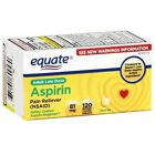 Equate Aspirin 81 Mg