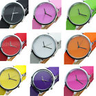 NEW Fashion Ladies Concise Wristwatch 10 Colors 8835