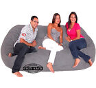Bean Bag Chair Factory Direct By Cozy Sack Micro Suede 8 Huge Sack