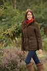 Sherwood Forest Ladies Hampton Country Sport Field Jacket