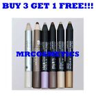 AVON EYELINER PENCILS BIG COLOUR & MIRROR SHINE CHOICE OF 6: