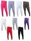 Girls Leggings Various Colours Ages 7-8, 9-10, 11-12 and 13 Years