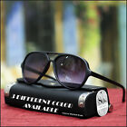 NEW MENS RETRO AVIATOR SUNGLASSES 80'S VINTAGE SPORTS DRIVING 3 COLOR SHADES