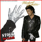 Fancy Dress OFFICIAL MICHAEL JACKSON BILLIE JEAN SEQUIN GLOVE