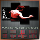 ' Bruce Lee '  Gongfu Icon Art Canvas More Color & Style & Size