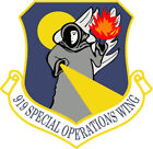 STICKER USAF 919TH SPECIAL OPERATIONS WING