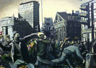 Brand New Poster Print: Banksy: Rioting A3 / A4