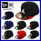 NEW ERA Cappello AUTHENTIC on FIELD Cap 59FIFTY Hat BASEBALL Nuovo 8 MLB Teams