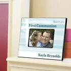 FIRST HOLY COMMUNION CUSTOM PHOTO FRAME - 9 CHOICES 1ST COMMUNION FREE SHIPPING!