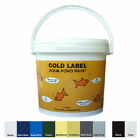 Gold Label Pond Paint Sealer 1 2.5 5 L Black Clear White Blue Stone More Colours