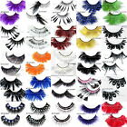Eyelash False Extension Lashes Fake Eyelashes Makeup Cosmetic Party S2 - CHOOSE
