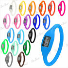 SILICONE RUBBER JELLY NAGATIVE ION SPORT WATCH BRACELET FOR MEN/WOMEN/KIDS