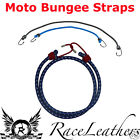 MOTO LUGGAGE MOTORCYCLE SCOOTER RACK BUNGEE STRAPS AVAILABLE IN 50cm and 80cm
