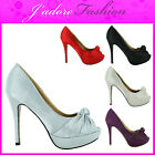 NEW LADIES EVENING PARTY CLUB NIGHT OUT CLASSIC COURT BRIDAL SANDALS SIZE UK 3-8
