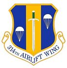 STICKER USAF 314th Airlift Wing