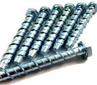 M12 x 100mm  HEX HEAD SELF TAPPING CONCRETE ANCHOR BOLTS (THUNDERBOLTS) (FWS)