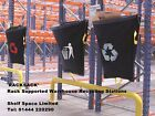 Racksack  / Warehouse Recycling / Waste Management System / Bags / Sacks
