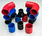 2X 45° Degree Elbow Silicone Coupler Hose Tube Joiner Pipe