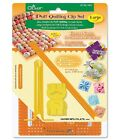 Clover  Puff Quilting Clip Sets    8400