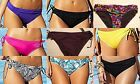 BISOU BISOU or ALLEN B Swim Hipster Choice Size 6 8 10 12 S M L XL NWT Swimwear