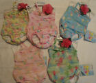 iPLAY BABY Girls Size 12 or 18 Month One-Piece Swimsuit Swim Diaper Choice NWT