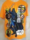 STAR WARS KIDS TSHIRT ASSORTED SIZES BRAND NEW WITH TAGS
