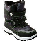 ** BOYS WINTER KIDS FUR SNOW MOON MUCKER WATERPROOF WELLINGTON WELLIES BOOTS