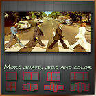 ' Beatles Abbey Road ' Modern Contemporary Decorative Wall Canvas ~ More Style