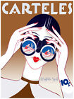 Carteles Cover La Habana Cuba Decoration Poster. Fine Graphic Design. 3062