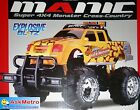 Monster 1/8th 1:8 Scale Manic 4x4 Fast Cross Country Truck Jeep 9.6v Ni-Cd power