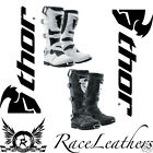 2013 THOR QUADRANT 3 RATCHET MOTO-X MX MOTOCROSS ENDURO MOTORCYCLE BIKE BOOTS
