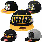 Pittsburgh Steelers NFL Mitchell & Ness Throwback Fitted Hats | Many Styles