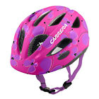 Carrera Boogie Kids Cycle Helmet Fucsia Butterfly 46-55cm /Childrens /Bike /Pink