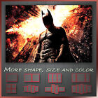 The Batman Movie Abstract Framed Canvas Print Wall Art Deco ~ More Size & Style