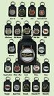 Classic British Vintage Style Key Chains (Fobs)