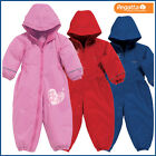 Regatta Kids Padded Waterproof Breathable Warm All In One Snow Rain Suit