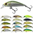 ILLEX Chubby Minnow 35 SP -alle Farben- Jackall Bros. Lake Police Wobbler