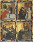 Photo Print Scenes From The Lives Of St. Benedict Of Nursia & St. Antony The He